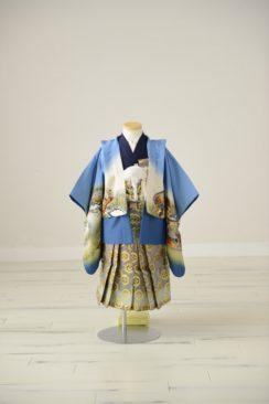 七五三の衣装(5歳・男の子)